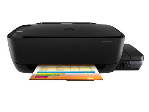 impresora multifuncional hp  deskjet gt 5810 + resma