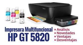 Impresora Multifuncional Hp Deskjet Gt 5820 O 415 Sistema Incluido