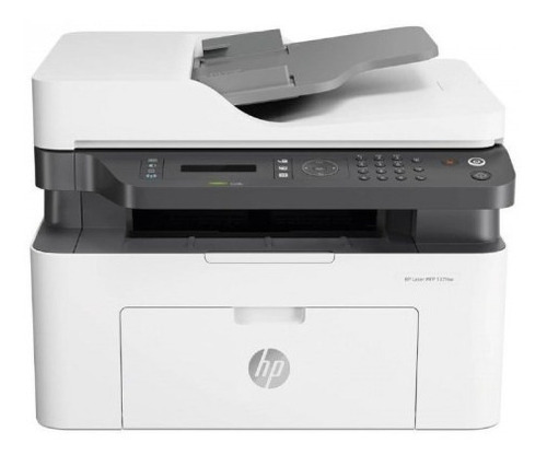 impresora multifuncional hp laser 137fnw