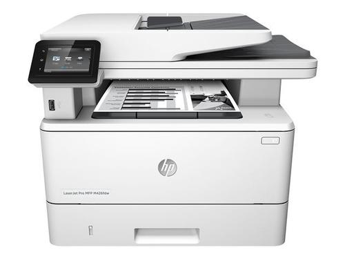 impresora multifuncional hp laserjet pro mfp m426fdw - - b/n
