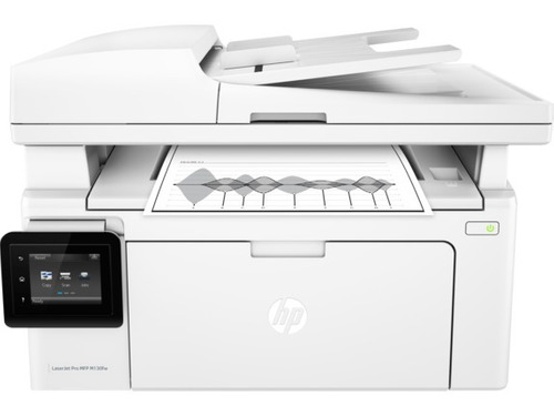 impresora multifuncional hp m130fw laser monocromatica wifi