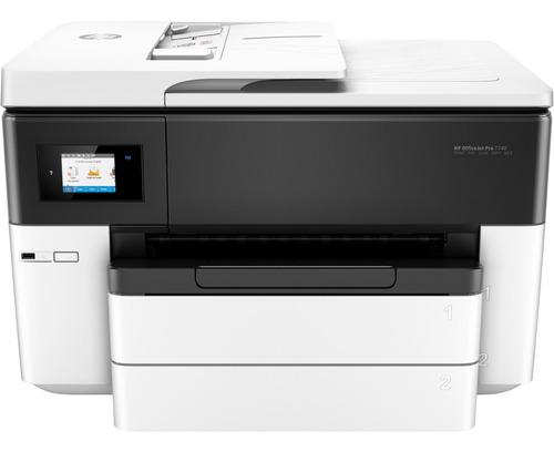 impresora multifuncional hp officejet 7740
