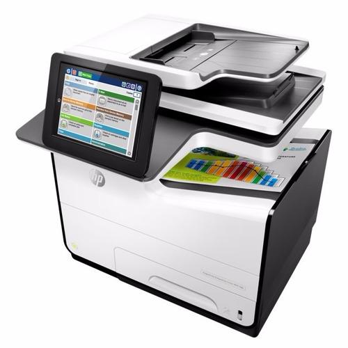 impresora multifuncional hp page wide enterprise x586dn mfp