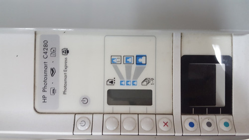 impresora multifuncional hp photosmart c4280