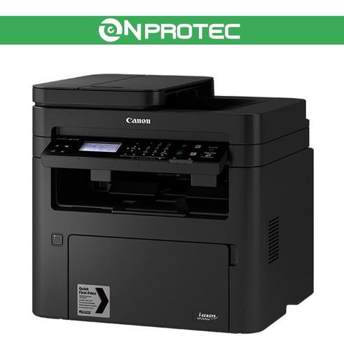 impresora multifuncional laser canon mf264dw escaner wifi