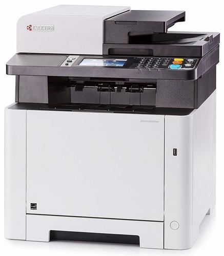 impresora multifuncional láser color kyocera ecosys m5526cdw