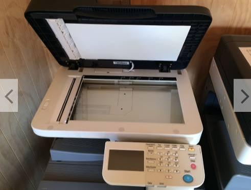 impresora multifuncional modelo: bizhub 42