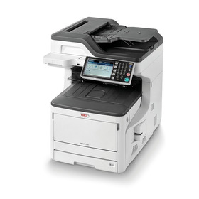 Impresora Multifuncional Oki Es8473 Mfp Usada