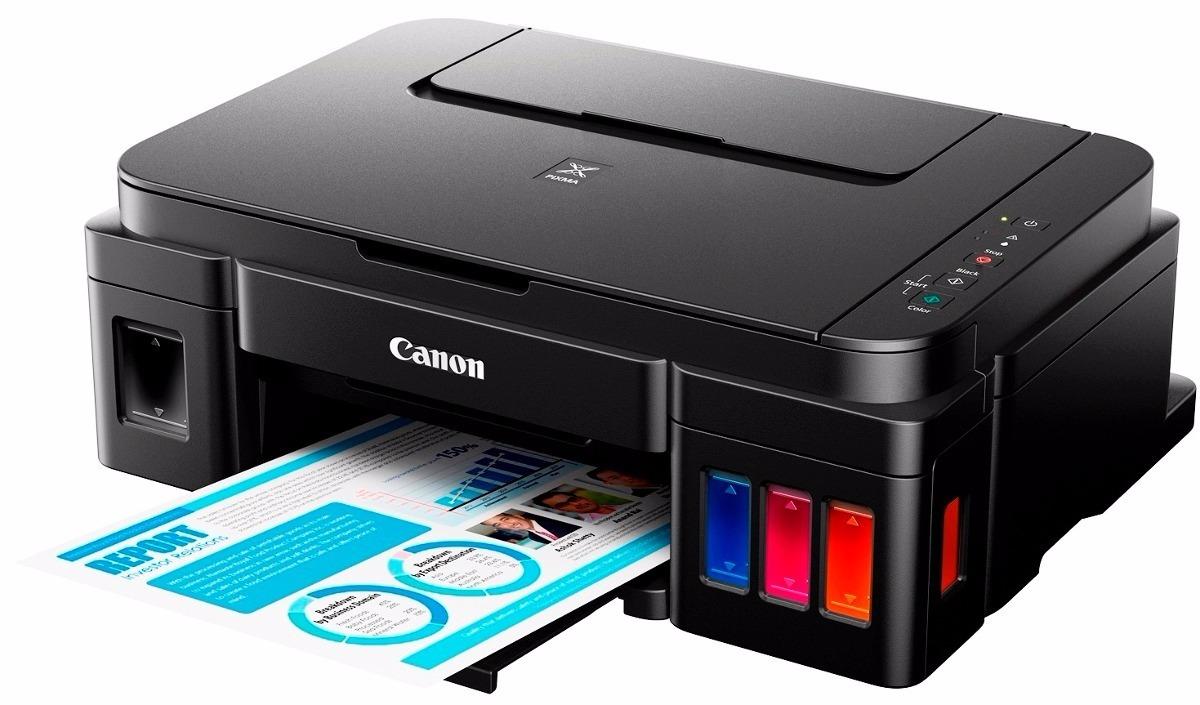 Impresora Multifuncional Pixma Canon G2100 Tanques De