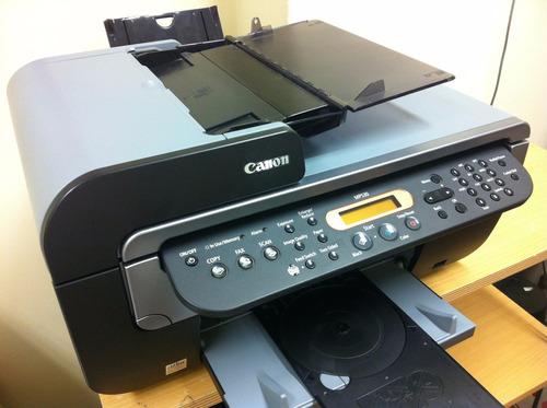 impresora multifuncional pixma mp 530 canon