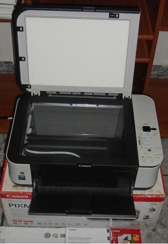 impresora multifuncional pixma mp250_usada_sin cartuchos