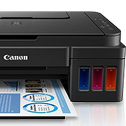 Impresora Multifuncional Recarga Continua Canon Pixma G