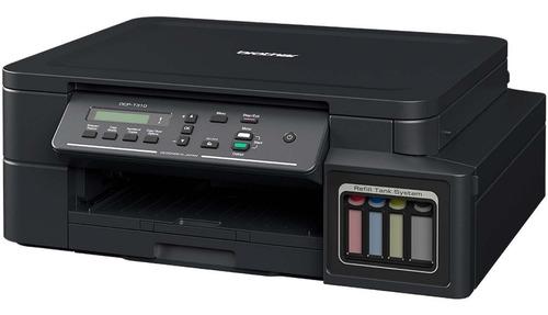 impresora multifuncional tinta continua brother dcp-t310