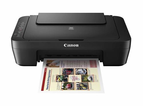 impresora multifuncional wifi canon mg 3010 garantía oficial