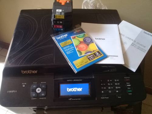 impresora nueva marca brother