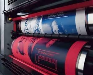impresora offset / 2 colores champion