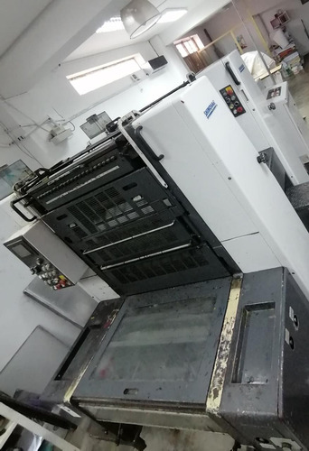 impresora offset shinohara 660pa