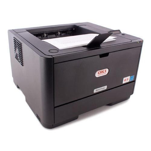 impresora oki laser