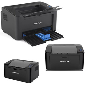Impresora Pantum P2500w Laser Monocromatica Wifi Usb 1200 Ub