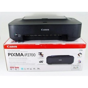 PIXMA IP2700 WINDOWS 10 DRIVERS