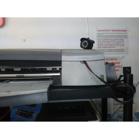 Impresora, Ploter,  Hp Designjet Serie 110plus Usada