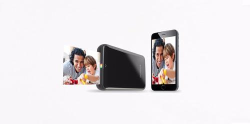 impresora polaroid zip mobile- fotos instantáneas+ papel