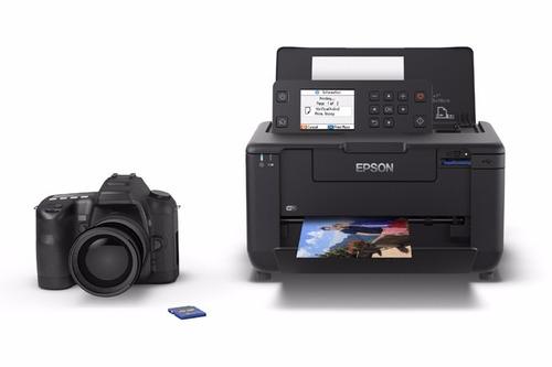 impresora portatil epson picturemate fotos prof. inalambrica