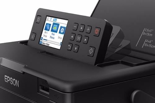 impresora portatil epson picturemate pm-525 fotos wi-fi