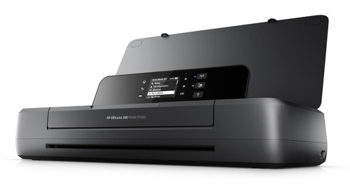 impresora portátil hp officejet pro 200 wifi color cz993a