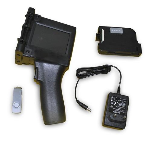 impresora portatil inyeccion tinta codigos 1d qr datamatrix