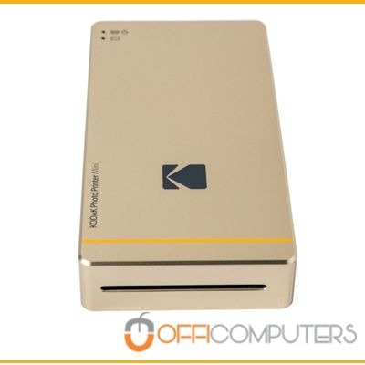 impresora portatil kodak photo mini pm-210 gold wifi fotos