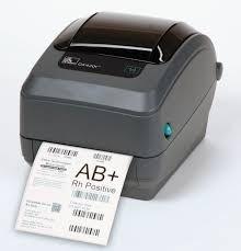 impresora portatil termica zebra gk420t