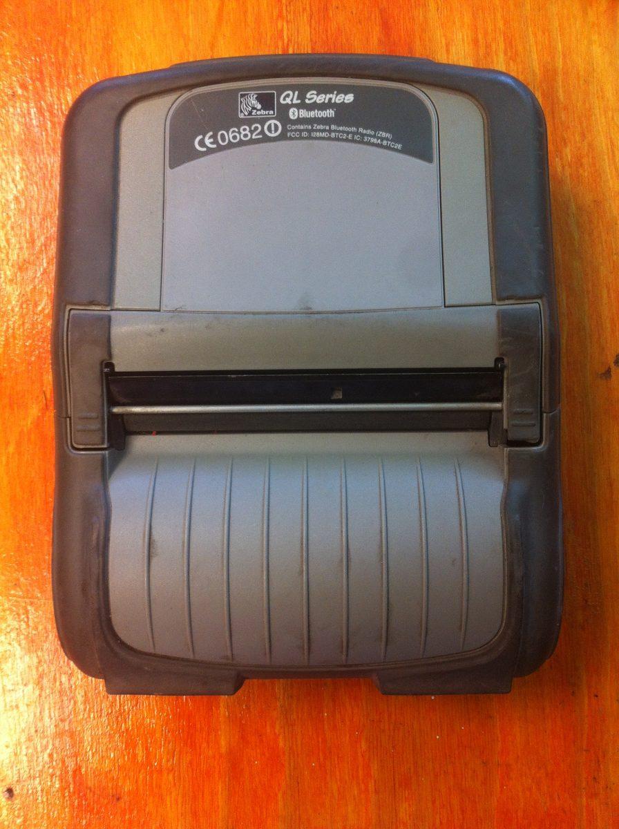 Impresora Port 225 Til Zebra Ql420 Oferta 1 650 00 En