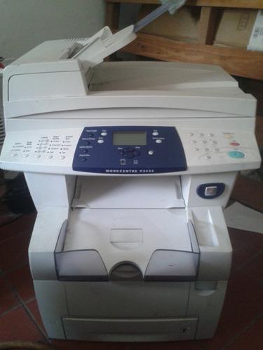 impresora profesional xerox workcentre c2424