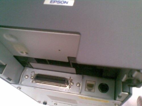 impresora punto de venta epson tm-u220pd-653 paralela nueva