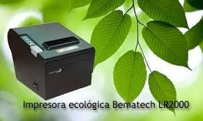 impresora punto venta usb rj45 bematech térmica 2000r cortad