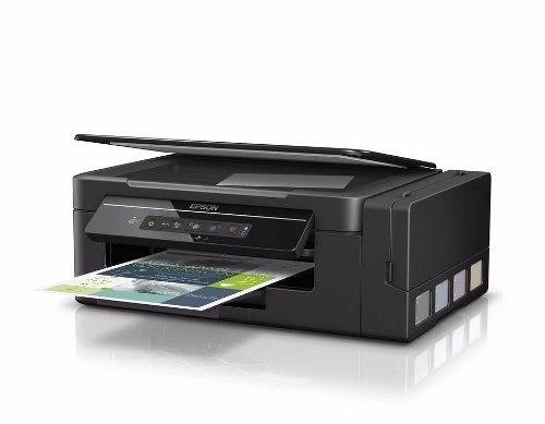 impresora recarga continua epson ecotank l395 wifi usb multi