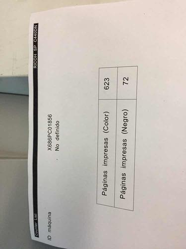 impresora ricoh color