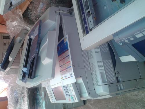impresora ricoh mpc 3300color repuestos servicio tecnico