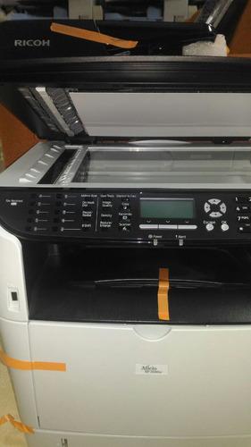 impresora ricoh sp3510sf multifuncional duplex con fax laser