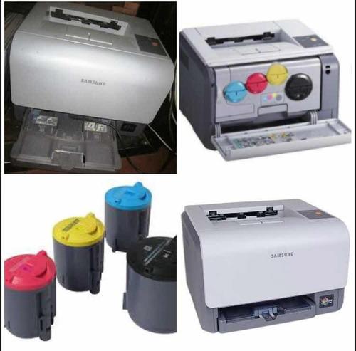 impresora samsung clp 300.
