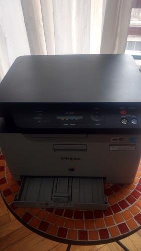 impresora samsung color clx-3305w (para reparar)