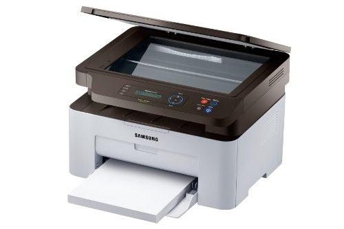 impresora samsung laser multifunción sl-m2070w + 4 toner