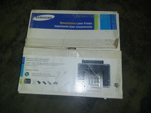 impresora samsung ml-2240 (nueva)
