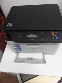 Impresora Samsung Xpress Sl-c460w Usada-remate
