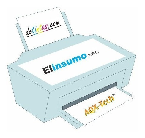 impresora sistema continuo eps l3110 + pigmentada x400ml aqx