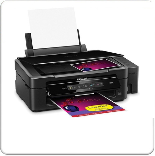 impresora sistema continuo epson l 395multifuncion wifi