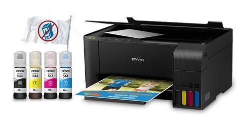 impresora sistema continuo epson l3150 multifuncional wifi
