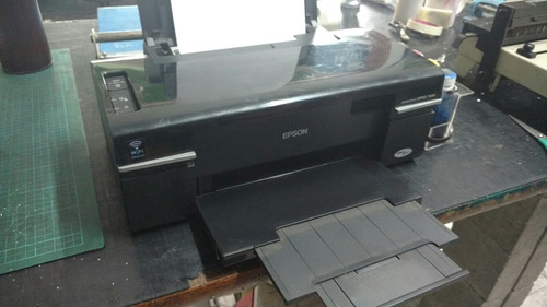 impresora sublimacion epson t40w calidad y velocidad