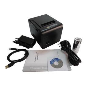 Impresora Térmica Boleta Factura 80mm Corte Automático Usb
